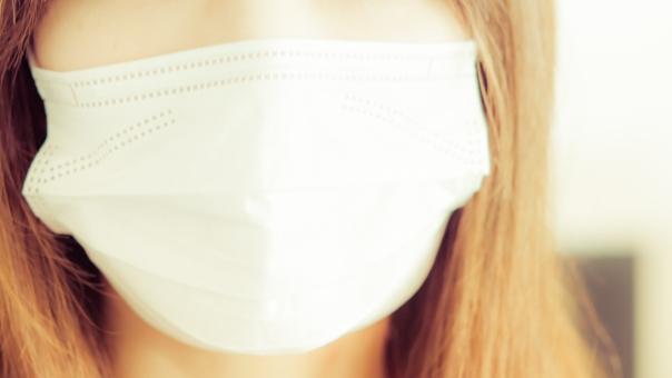 マスクをお忘れの方に